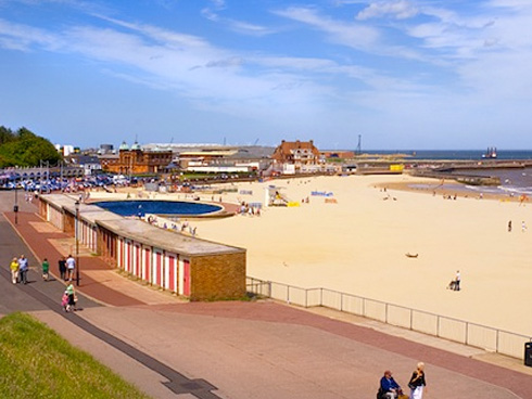 Announcement: Visit Gorleston on Sea in Norfolk
