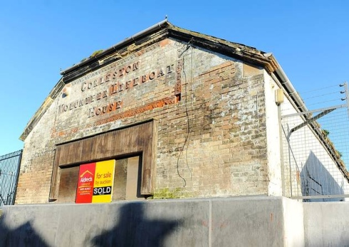 Just who is the Mystery Owner of Gorleston Lifeboat Shed?