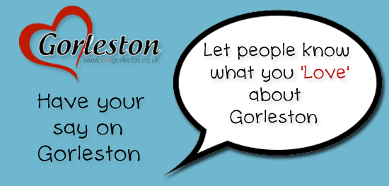 Announcement: Have Your Say On Gorleston