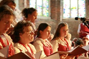 Goleston Community Choir Look to Promote a Community Philosophy