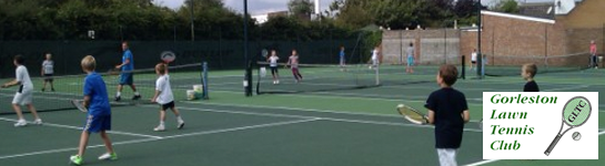 Got the Wimbledon bug yet? Join Gorleston Tennis Club Today